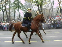 Dec 1 2008 National Day of Romania Military Parade in Bucharest 12